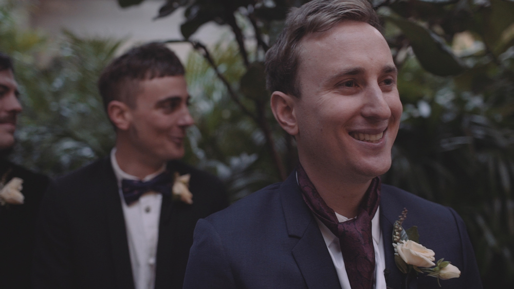 rene and tammy wedding videography melbourne