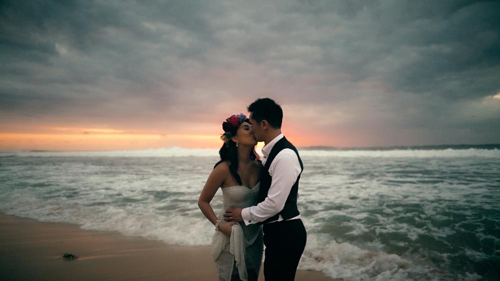 adolpho and janice wedding videography bali