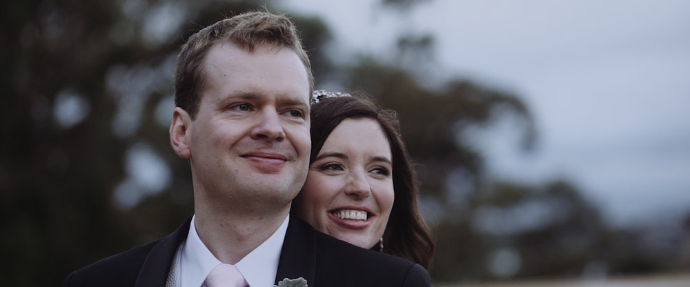 andrew and catherine wedding videography sydney