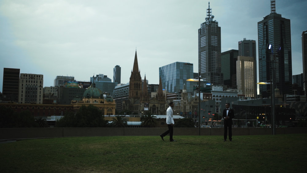 anthony and jason wedding videography melbourne