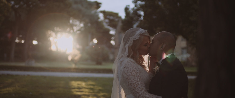 Ap and Hannah Wedding Videography Melbourne