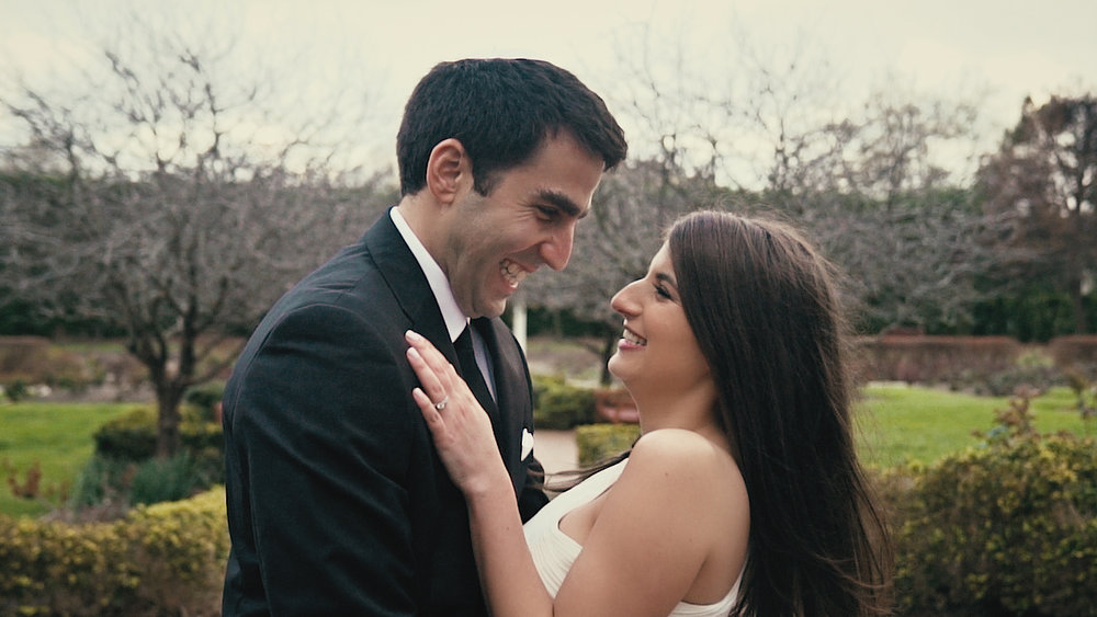 josh and ariella melbourne wedding videography