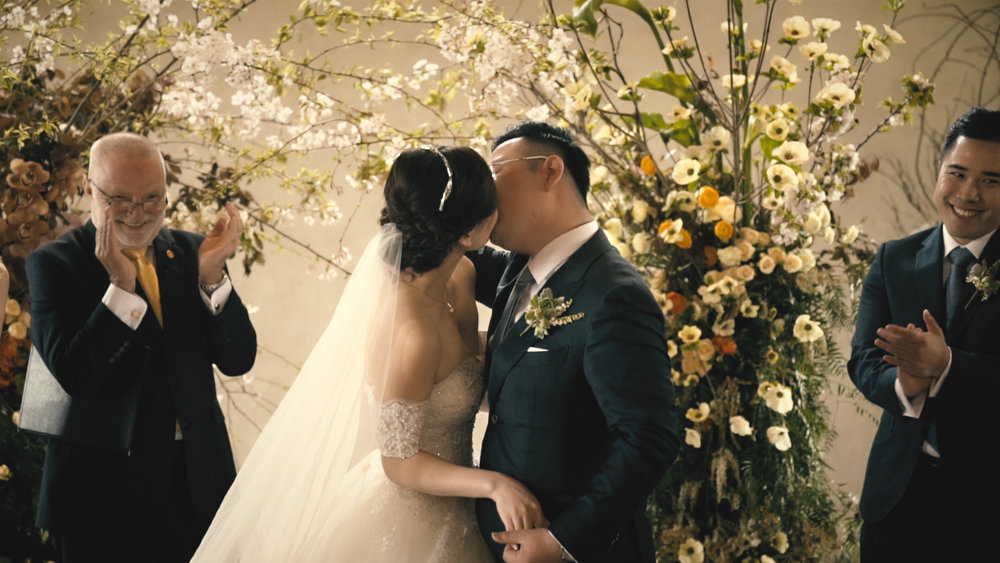 cain and christina wedding videography melbourne