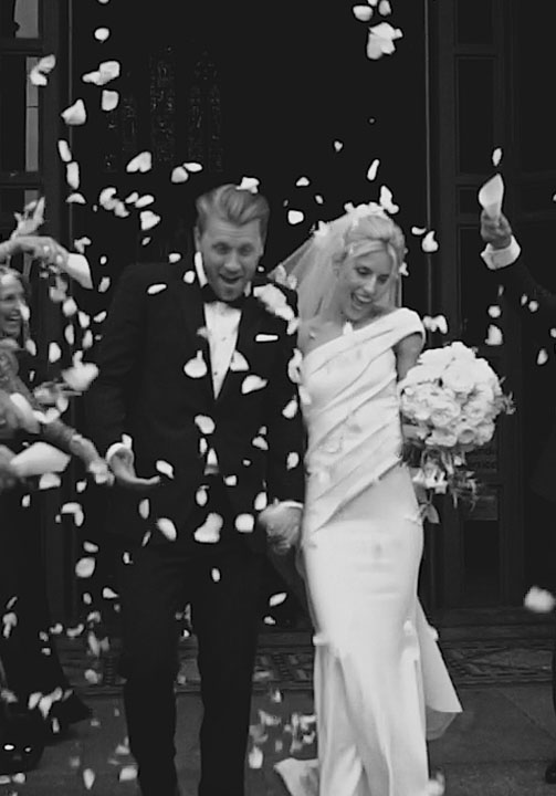 hamish and bridget wedding videography melbourne