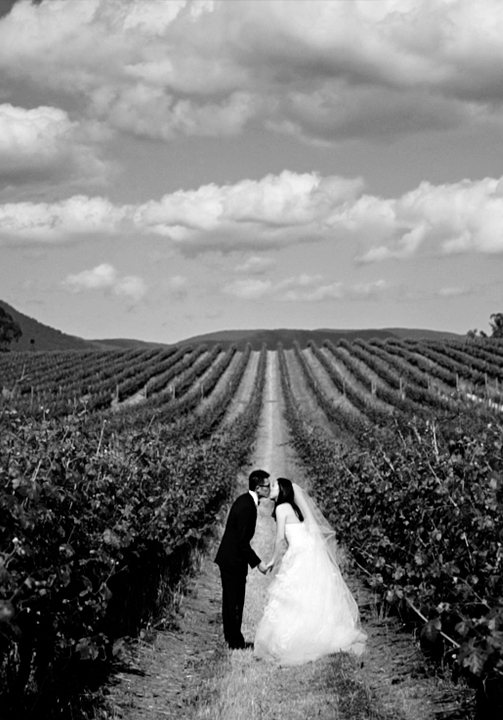 eric and lisha wedding videography yarra valley