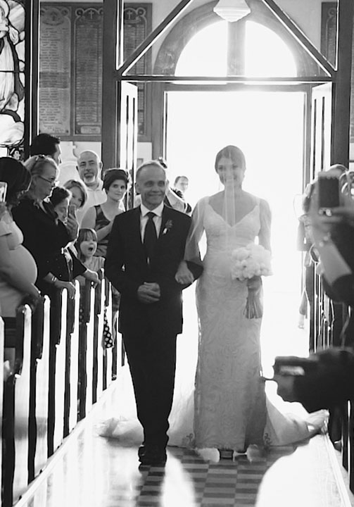 george and sara wedding videography melbourne