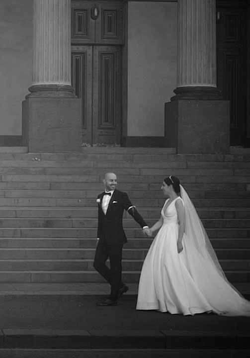 john and nancy wedding videography melbourne