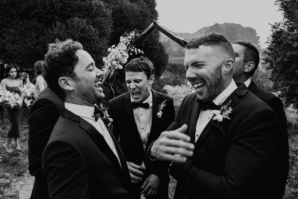 boys Melbourne wedding photographer