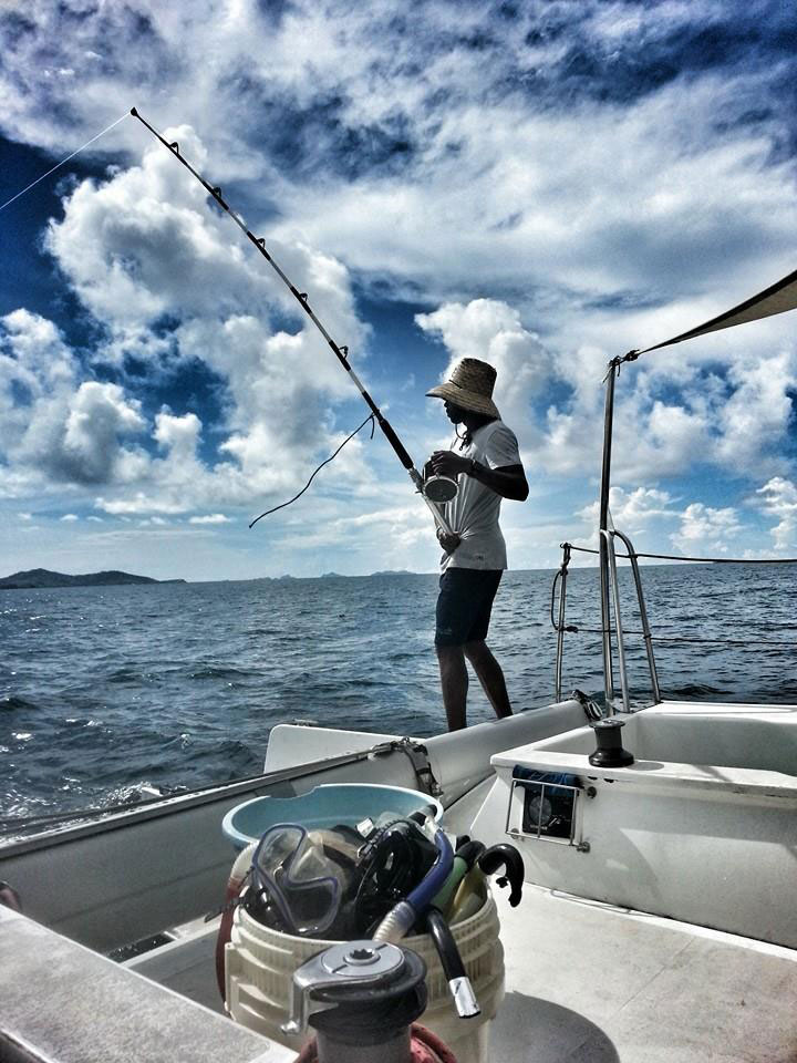 Fiji Fishing at its Best! Your Cast, Your Catch!