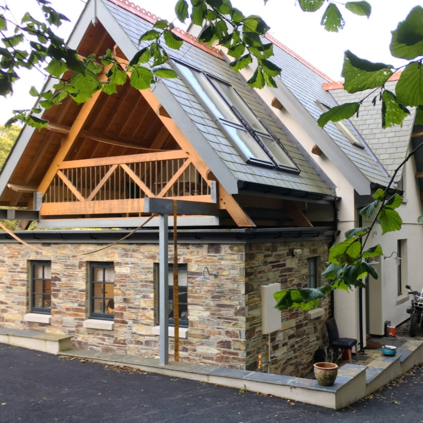 Water Pump House Conversion (Fowey)