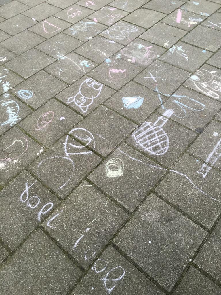 Fespa Amsterdam Street art