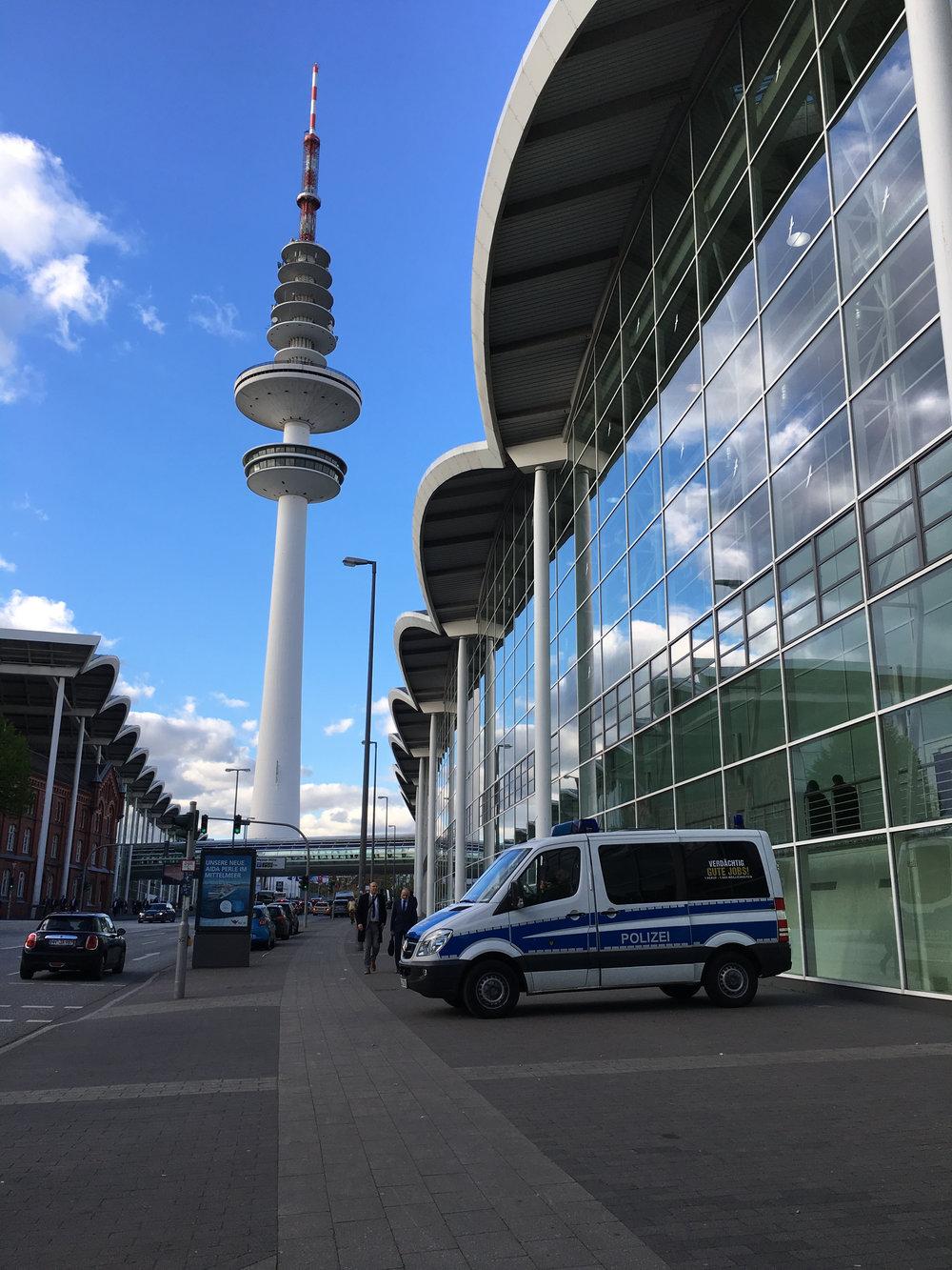 Fespa Hamburg reel