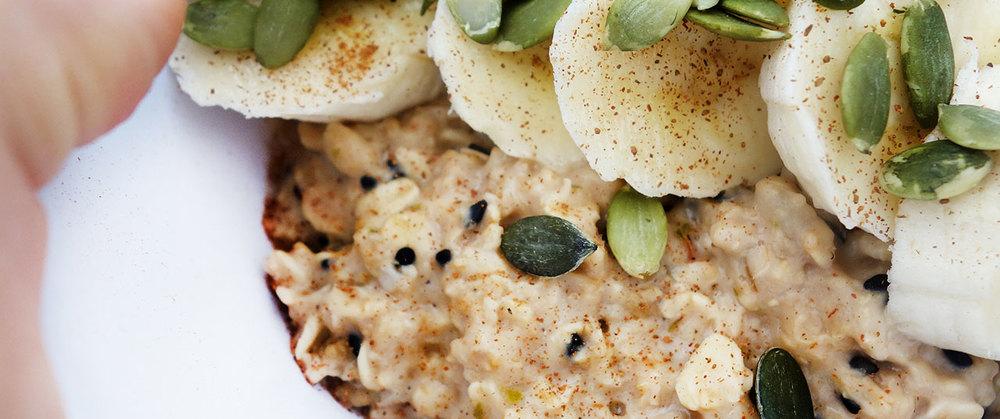 Chai Boy Porridge