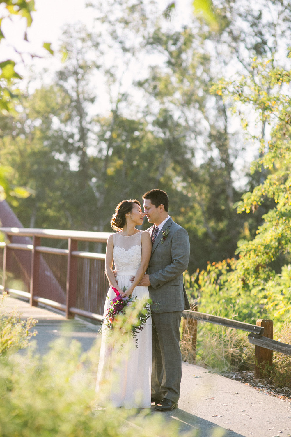 San Jose Wedding Photographer - Michelle Chang Photography