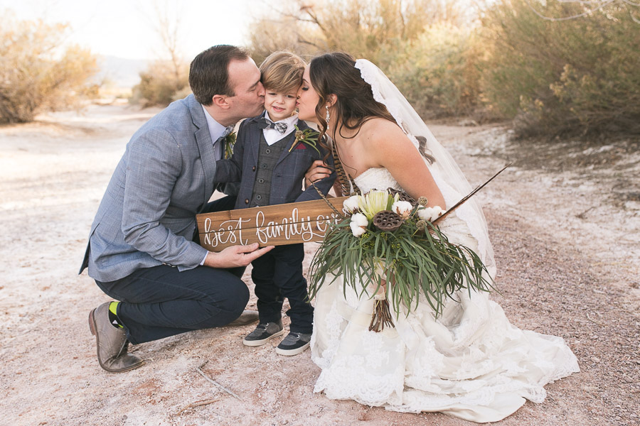 Destination wedding photographer - Las Vegas Family Photograph