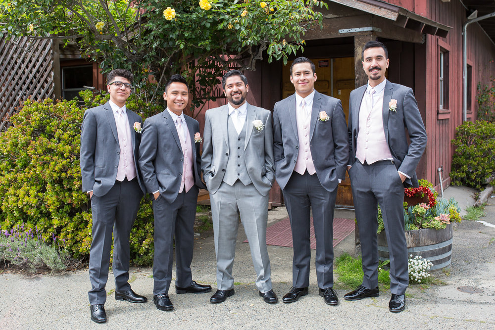 Oakland/Berkeley Wedding Photography - Michelle Chang Photography