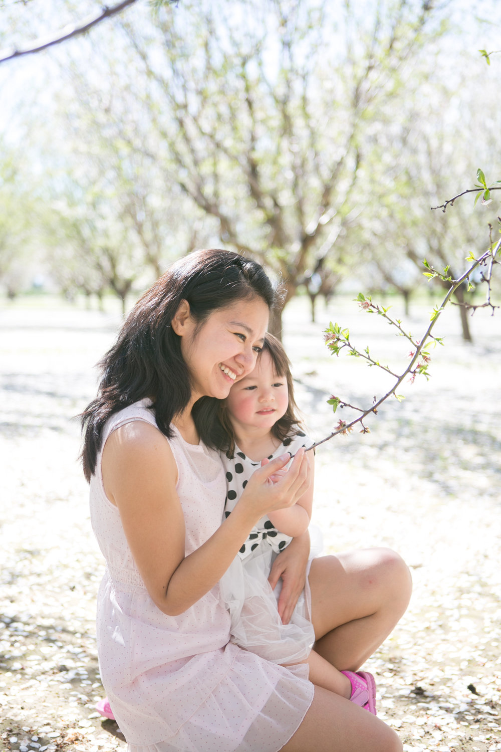 Mom and daughter portrait | Sacramento Photographer | Roseville Photographer | Family