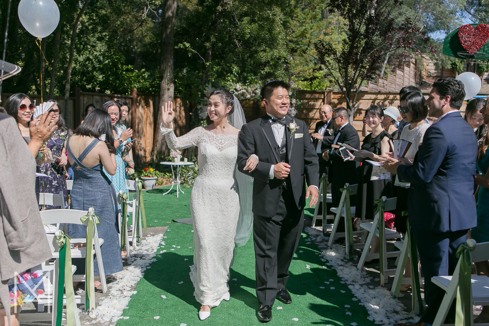 Michelle Chang Photography - San Francisco Wedding