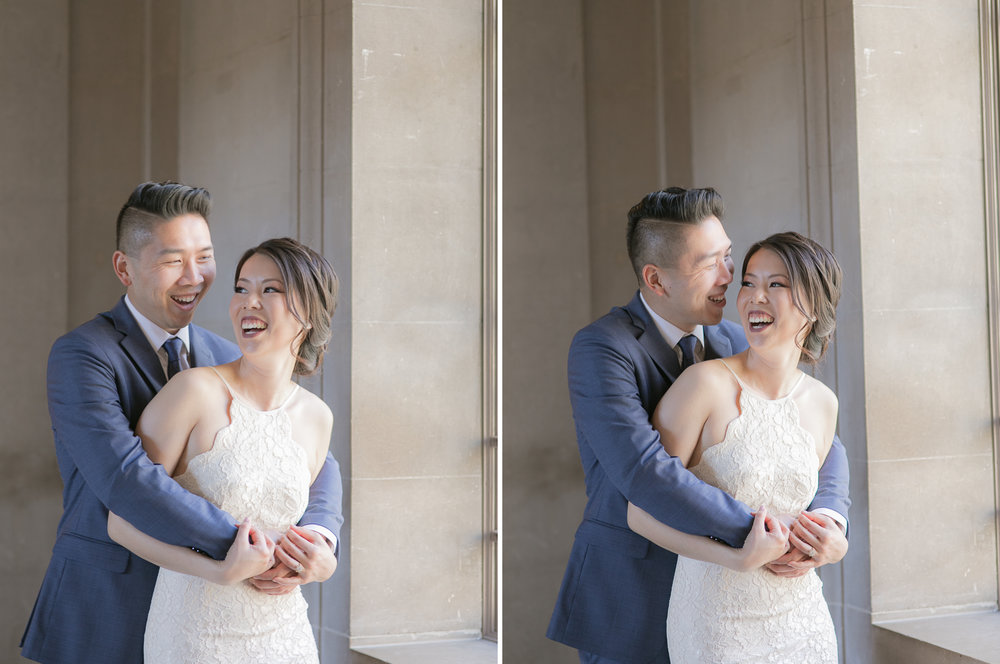 San Francisco City Hall Wedding_michellechangphotography_Sarah and Yale