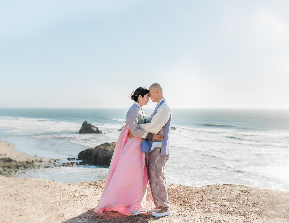 michellechangphotography - san francisco lands end