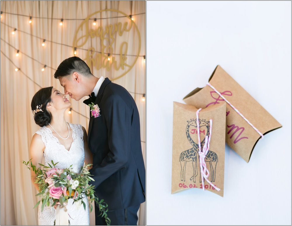 San Francisco Wedding - Michelle Chang Photography