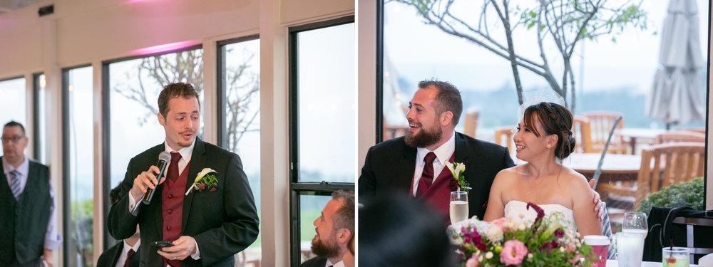Monterey California Wedding - Michelle Chang Photography