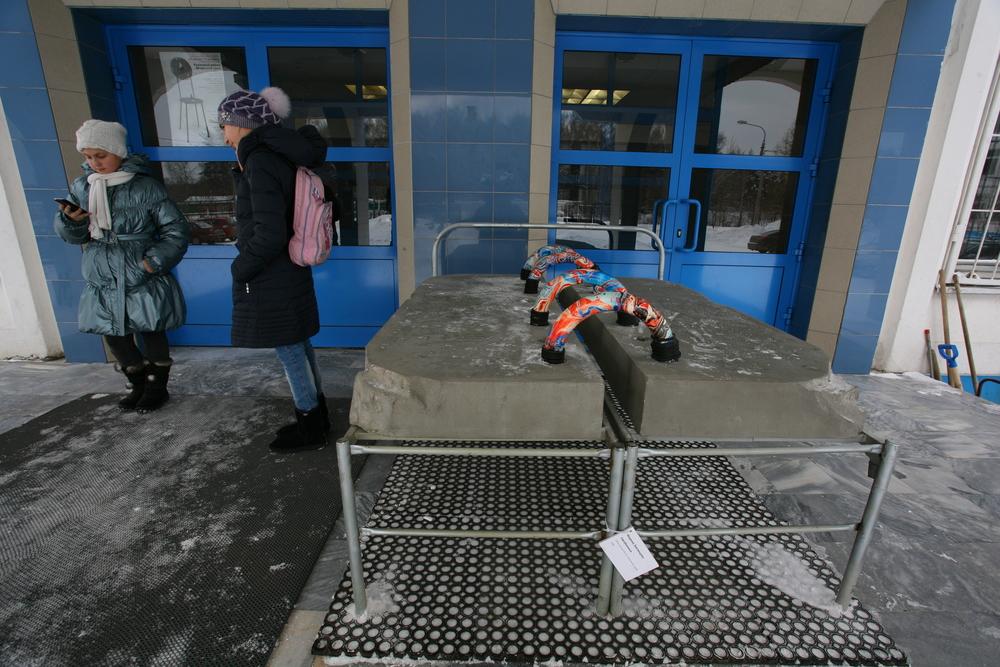 """Марина Звягинцева, кровать """"Ежедневник"""""""