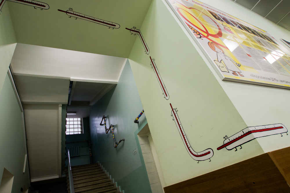 """Фрагмент проекта """"Верные друзья"""" Ольги Божко"""