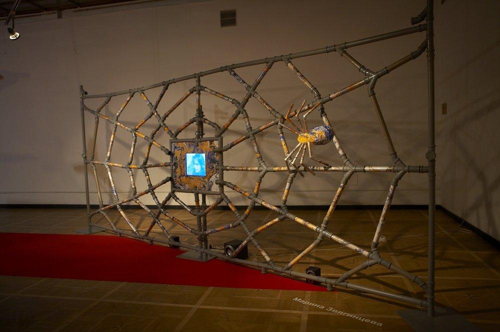 Медиа-инсталляция ''Вторые руки'' номинирована на Премию Кандинского, 2008