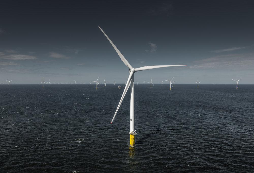 Photo:MHI Vestas offshore wind.