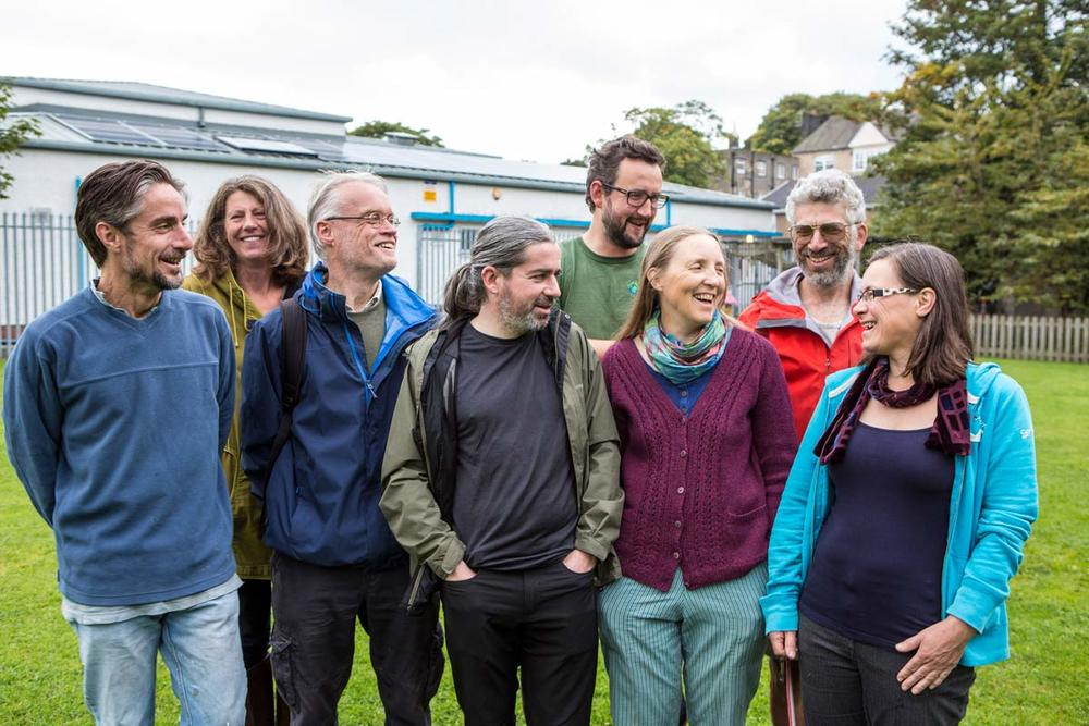 The MORE Renewables volunteers