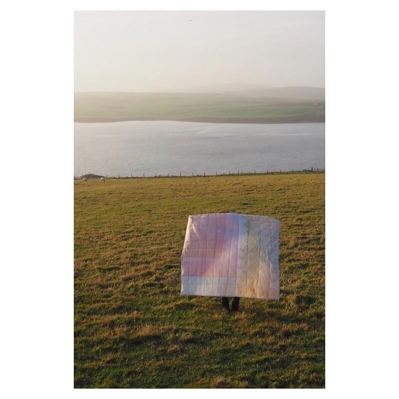 spring quilt series