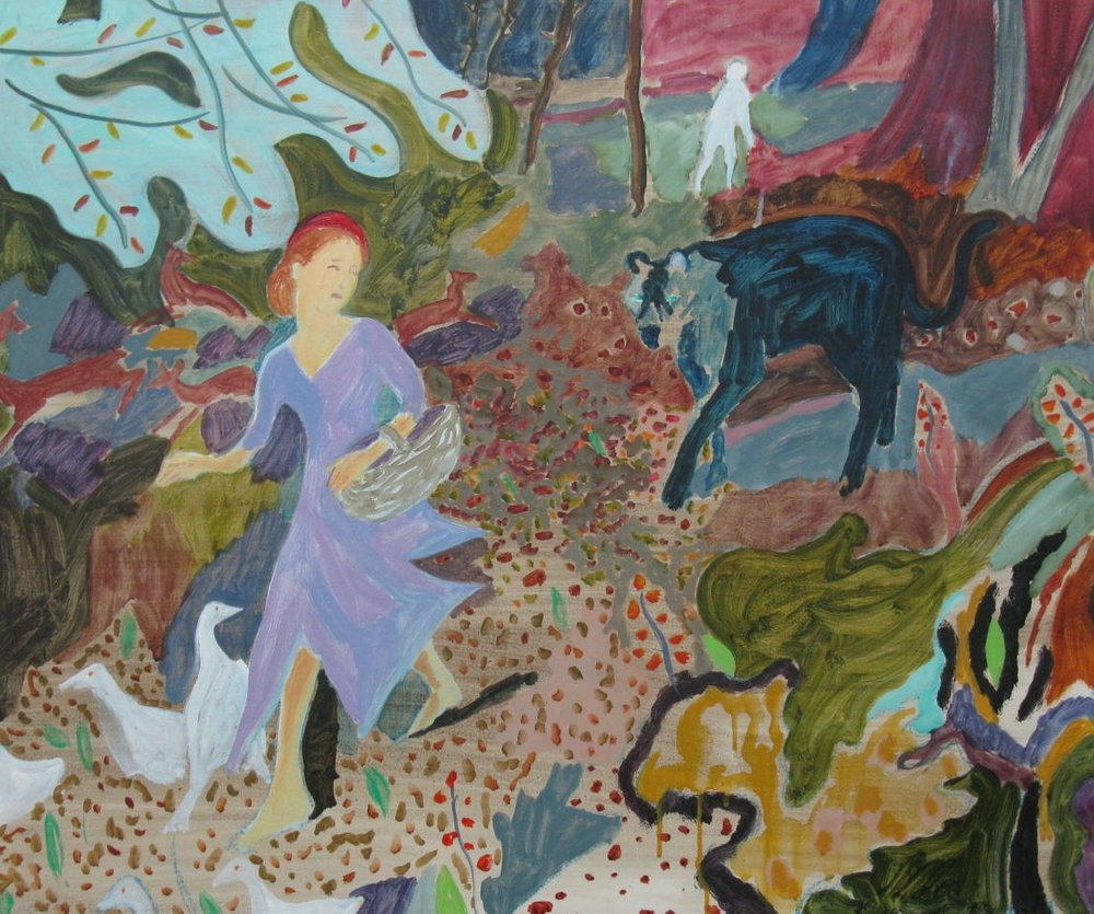 The Ragged Girl's Journey (Goose Girl).jpg