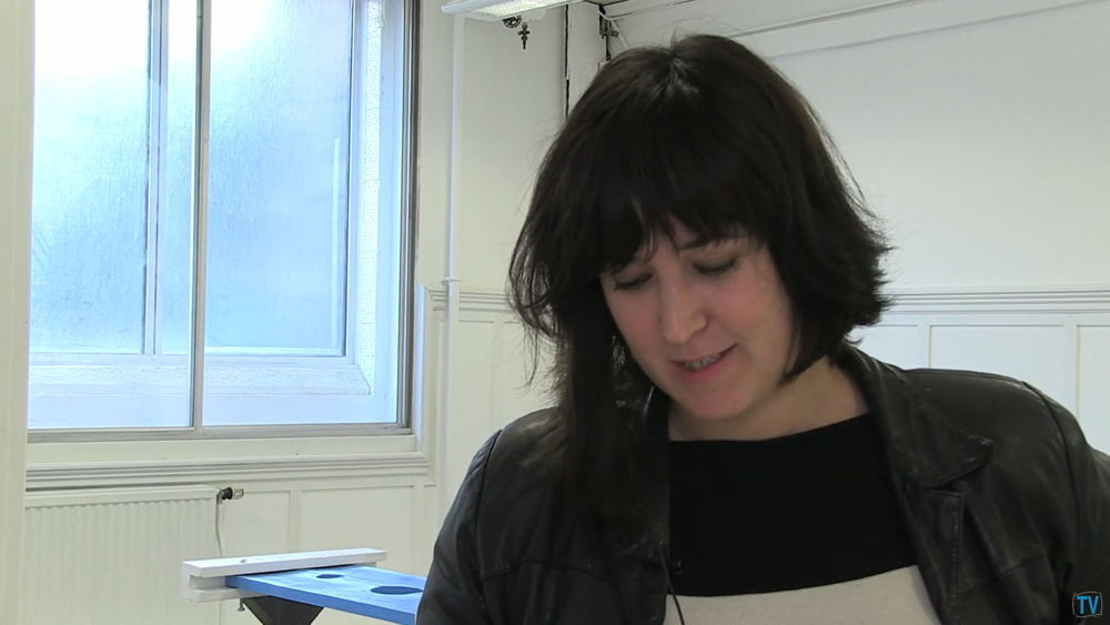 Summerhall TV interview Monoculture 2014