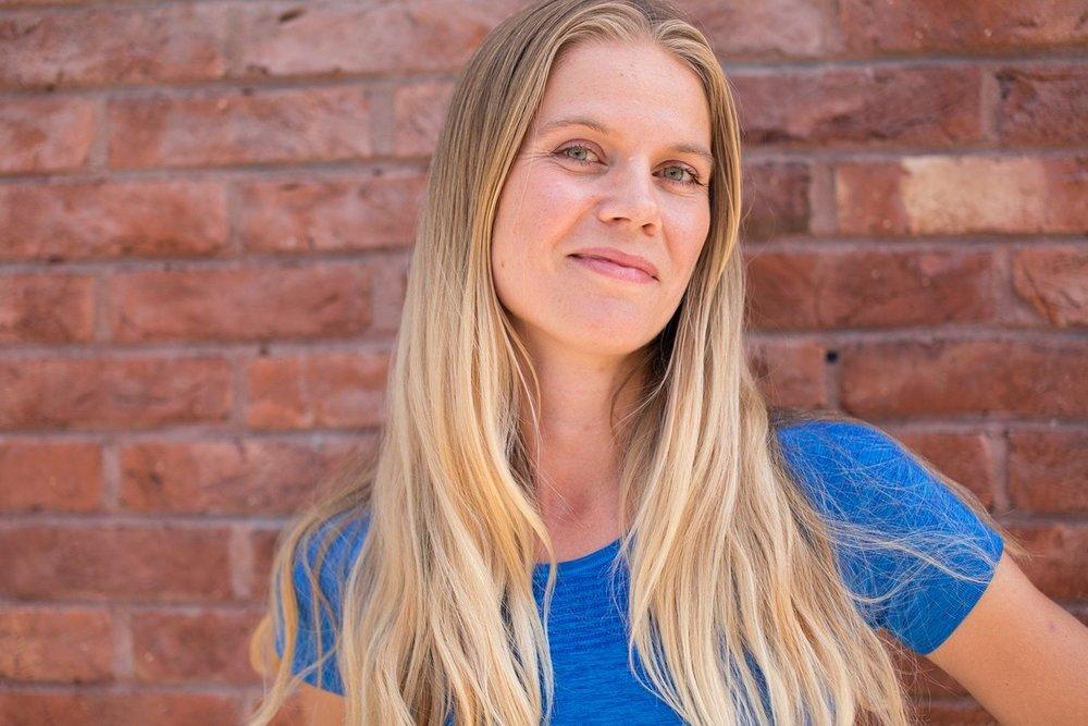 Hilde Valbjørn Hagelin - Prosjektleder og Vegetarløper