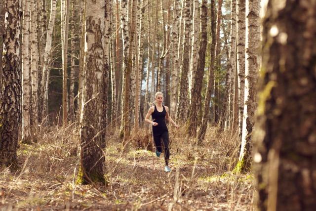 Løping og mindfulness med Vegetarløperen Hilde Valbjørn Hagelin / Plantebasert måltid fra økologiske Jøndal Gård