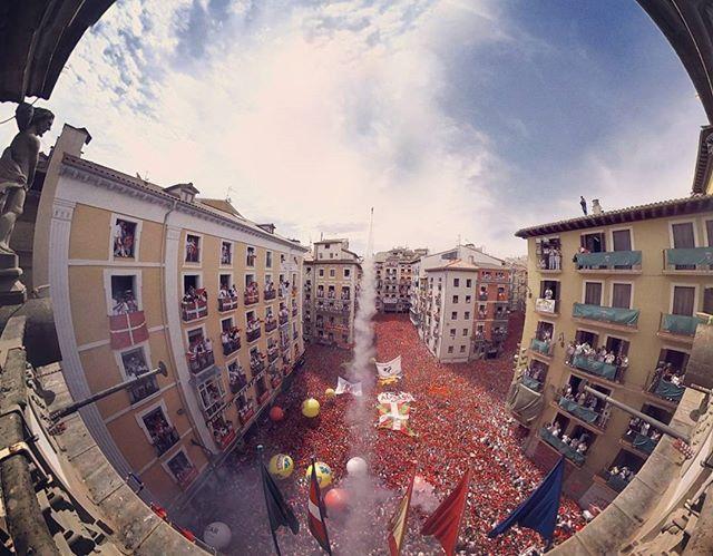 Viva San Fermín  Gora San Fermin #sf2017 #sanfermin