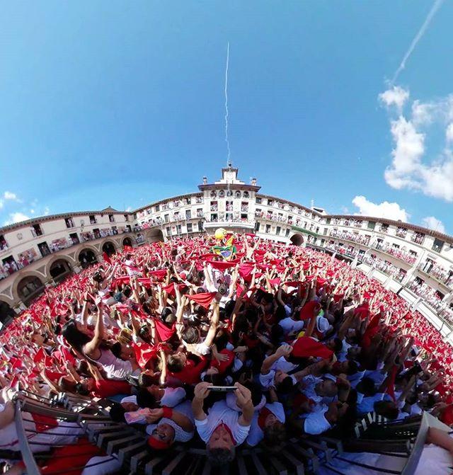 Felices fiestas Tudela!! #tudela #navarra #igersnavarra #turismonavarra @igersnavarra