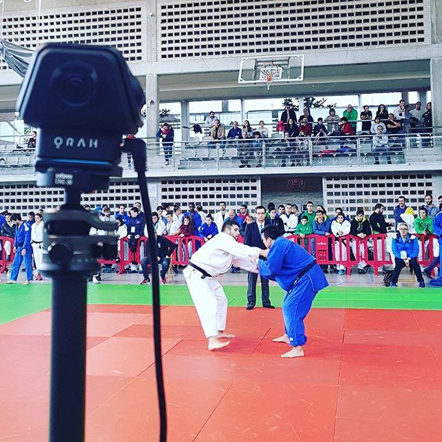 Copa de España de Judo en 360° #orah #360streaming #360streaming #judo