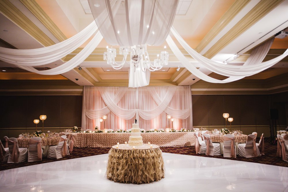 Criss Cross Backdrop and Ceiling Draping.jpg