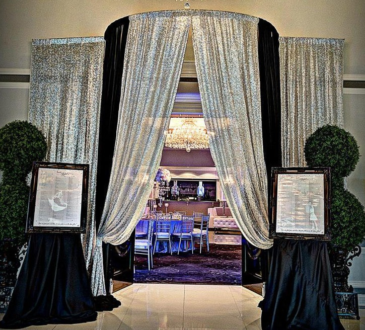Gold and Black Canopy Entrance Drape.jpg