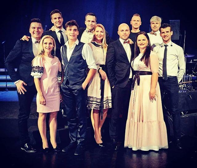 TirkizBand/StarBand/SuperBand 100gades komanda! Daudz laimes Tev, Latvija!!! #lv100 #jelgava #concert #100