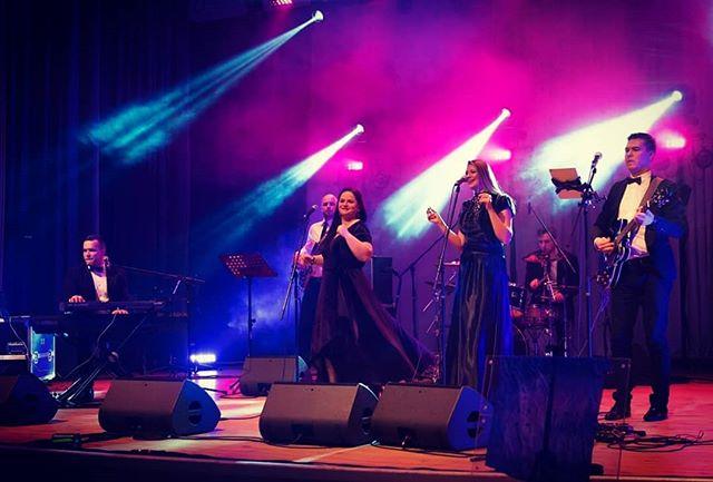 Paldies @zemniekusaeima par lielisko vakaru :) Foto: E. Kapša  #tirkizfullband #music #greatmood #greatevent #jelgava #friends #jelgavapalace