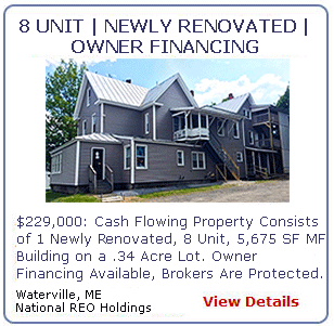 (Example of a Hot Properties Bulletin ad draft.)