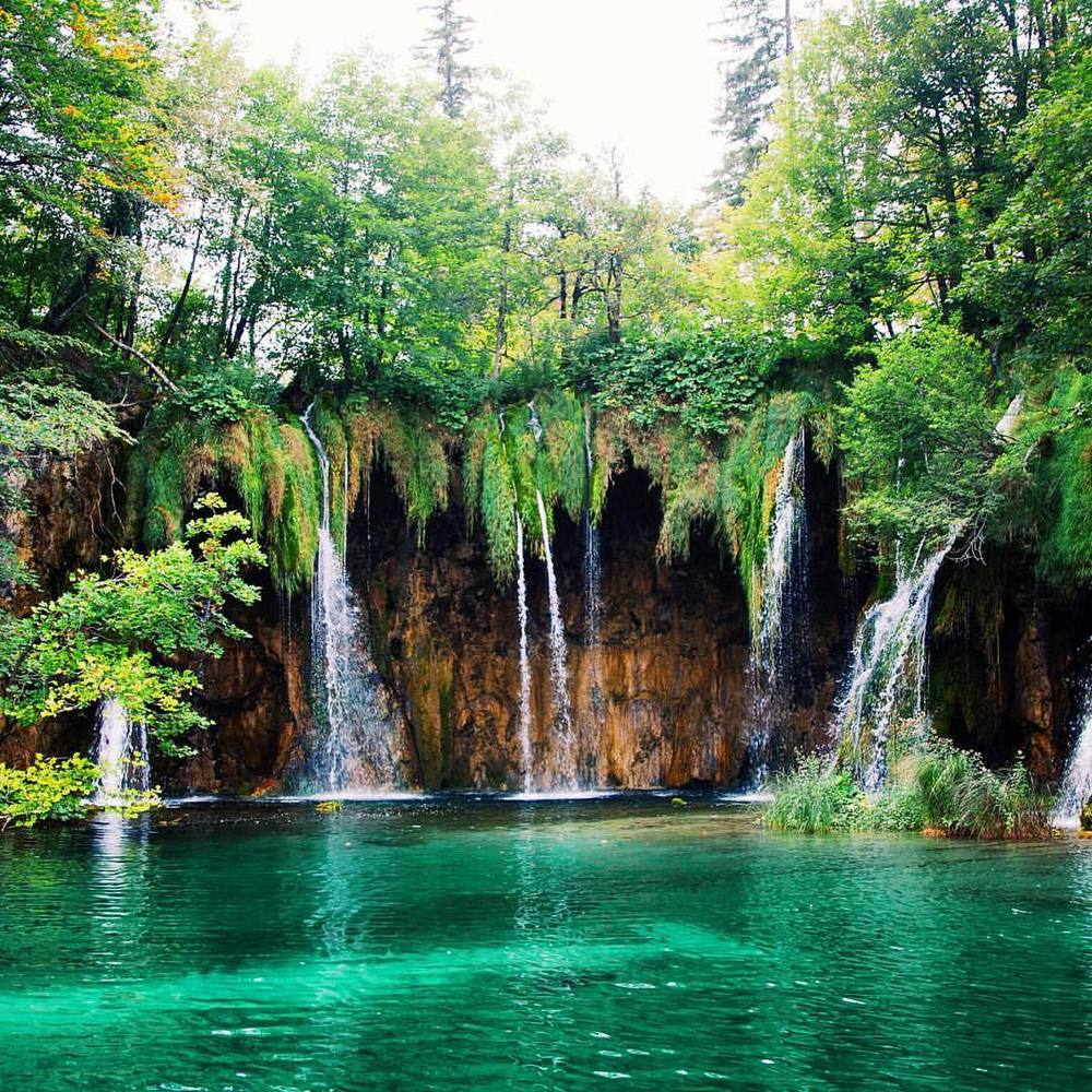 Plitvicke Lakes National Park, Croatia
