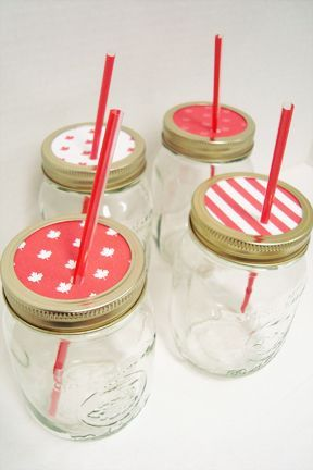 LOVE these mason jars