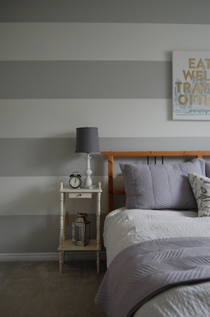 Master Bedroom Makeover Accent Wall The Penny Drawer Wall Art