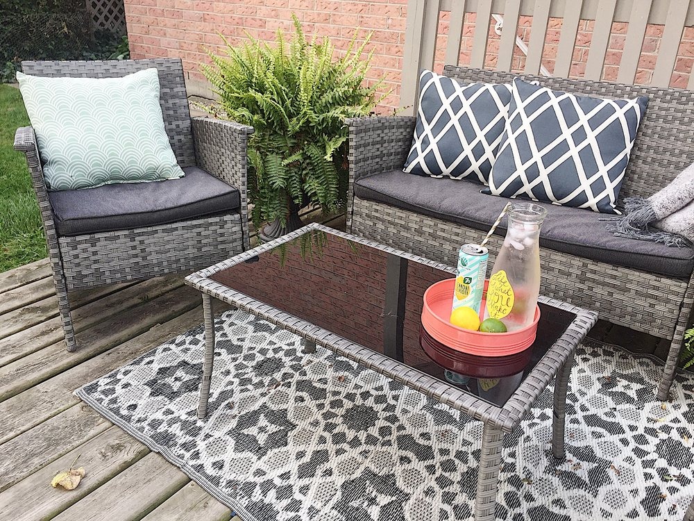 Target Outdoor Patio Rugs: The Penny Drawer