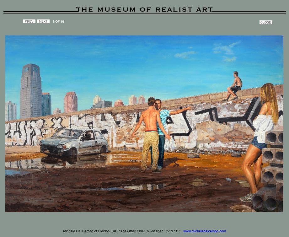Del Campo - Museum website