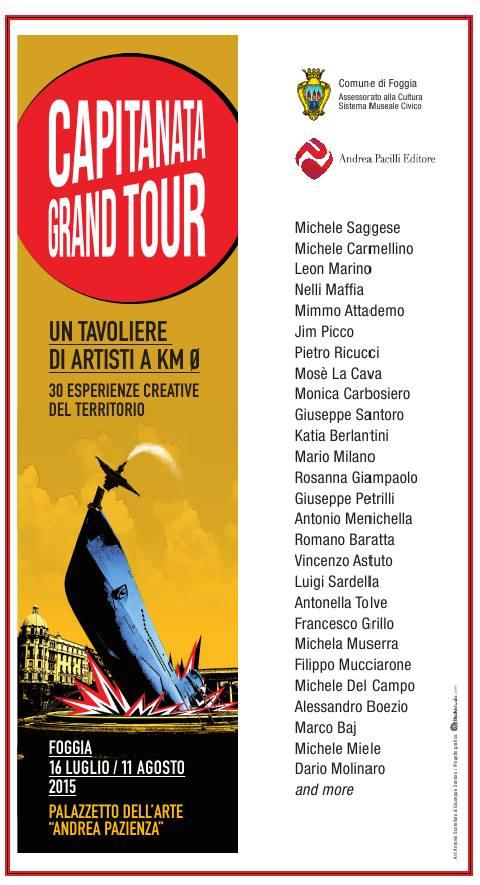 poster exhibition Foggia
